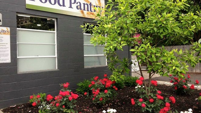 The Mason Food Pantry provides food each month for 700 people who live in the Mason School District.