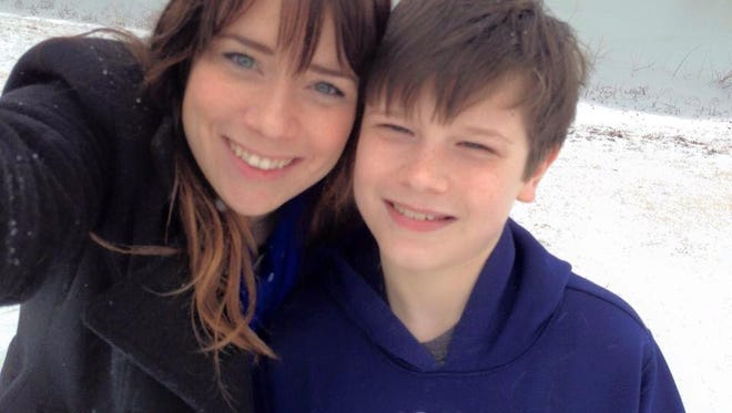 Kristi Clark and her son, Carter Oakley were killed in February when they stopped to help the passengers of an overturned SUV.