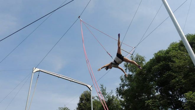Dare to Fly Trapeze ran into zoning issues while renewing its permit and is now in search of a new location for its high-flying business venture.