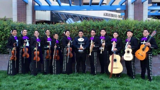 Mariachi Espuelas de Plata will perform at 4 p.m. on Sunday as part of the Dias de los Muertos in Silver City.