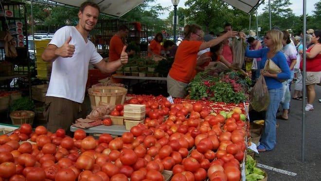 The farmer's market in Farmington, which normally closes for the season, is hosting a special holiday event on Friday.