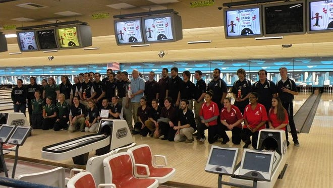 Several area bowlers had notable performances for Westchester Community College's bowling team over the weekend.