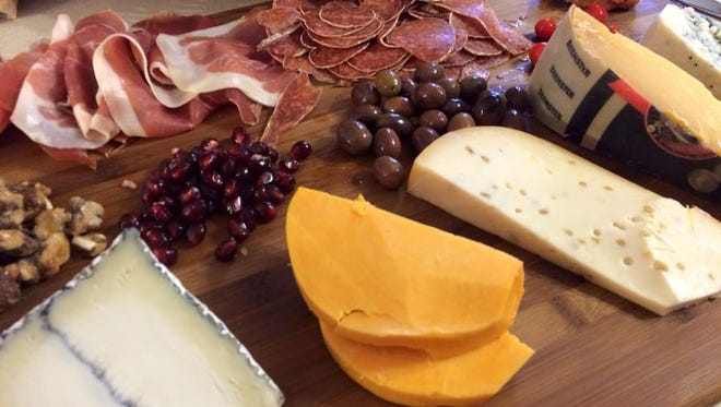 Navieve Fromagerie will be one of three businesses working to create Trilocal, a meal kit service for the Wausau area.