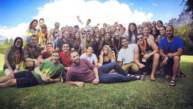Thousands of people make the Birthright trip to Israel each year to discover their heritage.