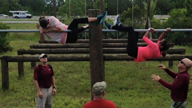 The Panther Challenge 3k obstacle race in Fellsmere is just one of your active options this weekend on the Space Coast.