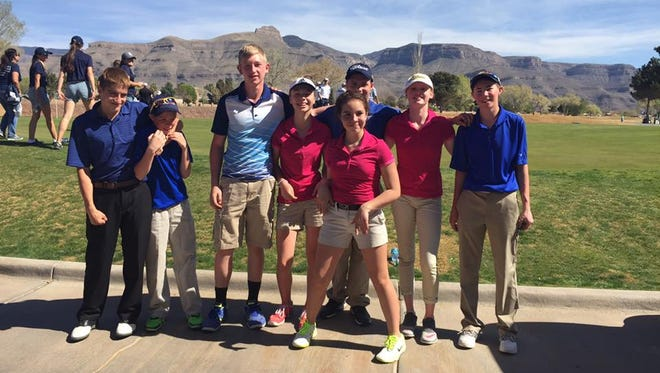 The Ruidoso High School  golf teams are set to play at the New Mexico Military Institute tournament set for 9 a.m. in Roswell  Mar. 24.