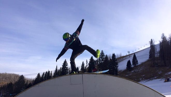Time is running out. The last day to ski is April 3.