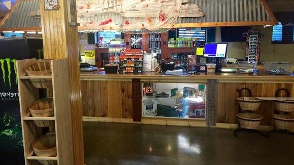 Simon's Cajun Mart in Carencro is now open.