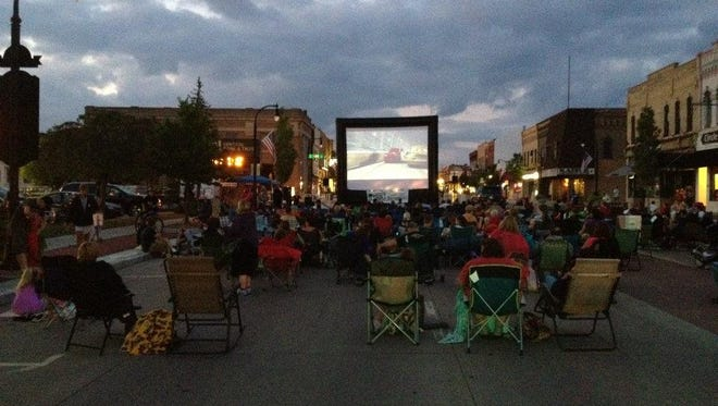 Hub City Days' Movie on Central