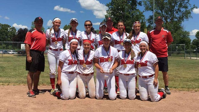 The Turnin2 softball team based in Livingston County won a state championship over the Fourth of July weekend.