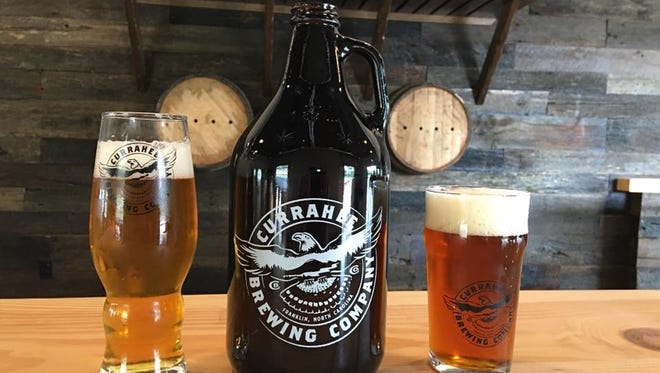 Currahee Brewing has opened in Franklin, North Carolina, the second brewery in that mountain town.