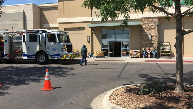 The south Fort Collins Sprouts Farmers Market was closed for much of Thursday while Poudre Fire Authority investigated a potential carbon monoxide leak.