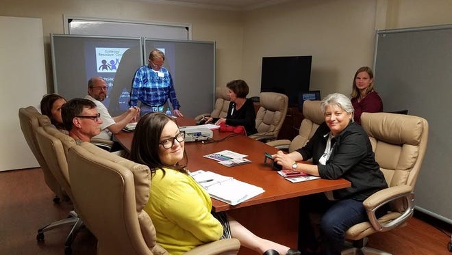 United Way's new board gears up for a year of service.