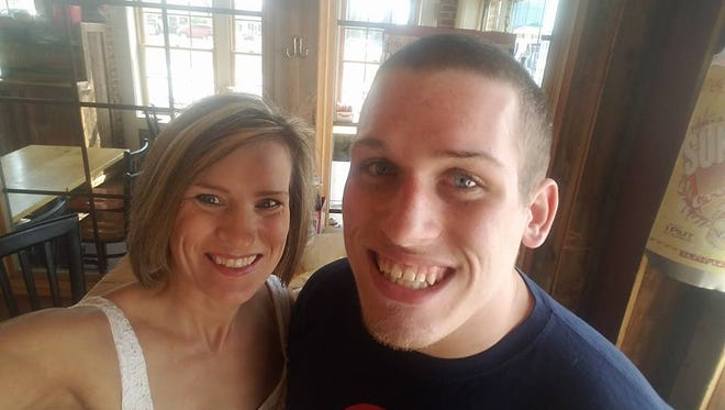 Laura Knox died Sept. 8. Her son, Ethan, is a senior at Southport High School.