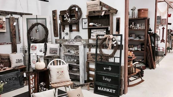 Antique Up, 3256 Church St., will hold a grand opening
