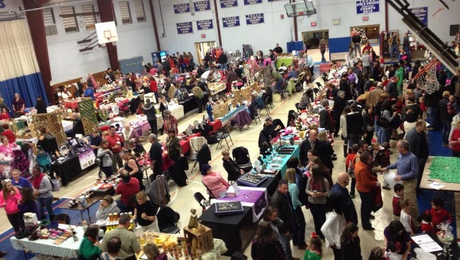 Cumberland Christian School will hold its annual gift shop from 5 to 9 p.m. Dec. 2 at the school at 1100 W. Sherman Ave., in Vineland.