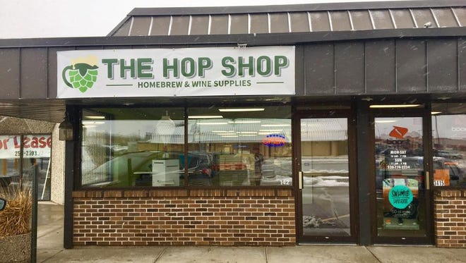 The Hop Shop, 3415 Division St. W, opened for business on Nov. 22.