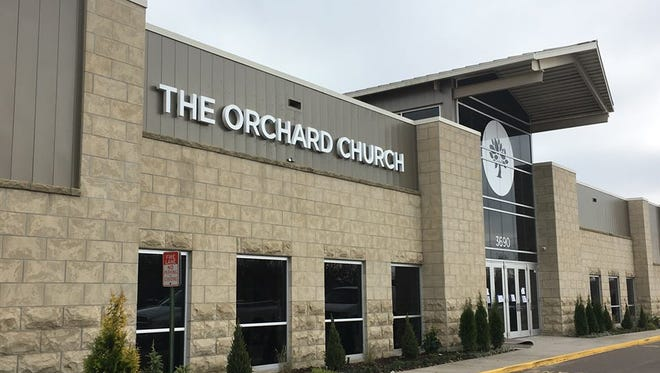 The Orchard Church has moved into this renovated building, a former Omni Fitness health club at Houston Levee and Winchester Road in Collierville.