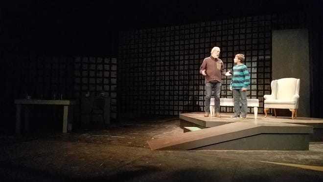 """""""The Giver"""" opens at Richmond Civic Theatre on Friday night."""