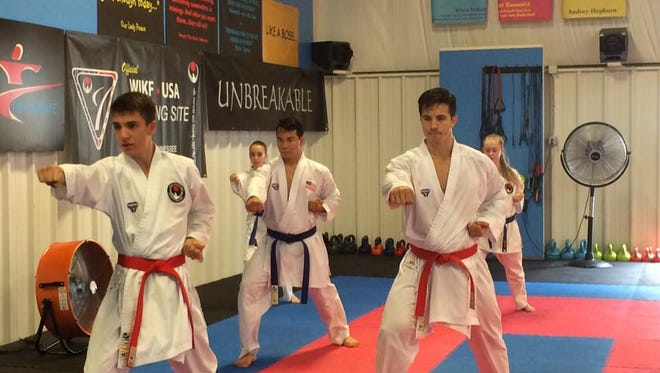 Hendersonville's Fighting Spirit Karate will host a training camp for nationally-ranked karate champions and coaches Feb. 18-19.