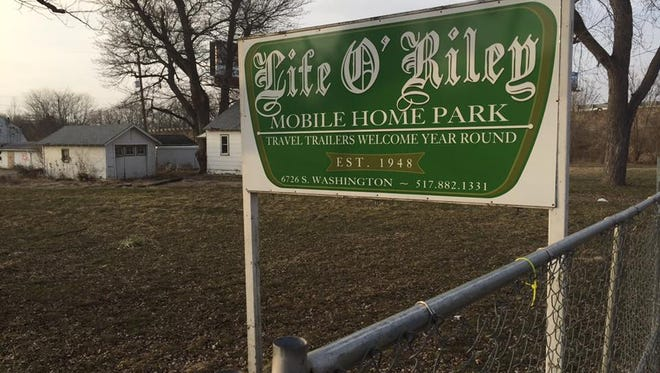 The Life O'Riley mobile home park could be torn down soon if an Ingham County judge rules in favor of the city.