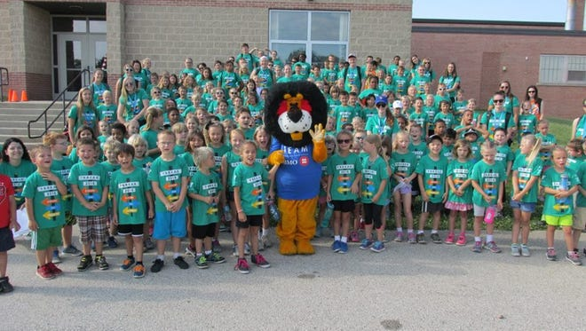 The Manitowoc-Two Rivers YMCA's summer Y B.R.E.A.K. program served 256 children in 2016.
