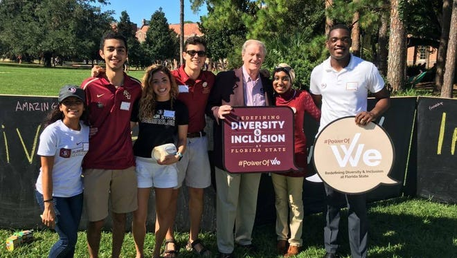 #PowerofWE works to promote diversity and inclusion amongst the campus community.