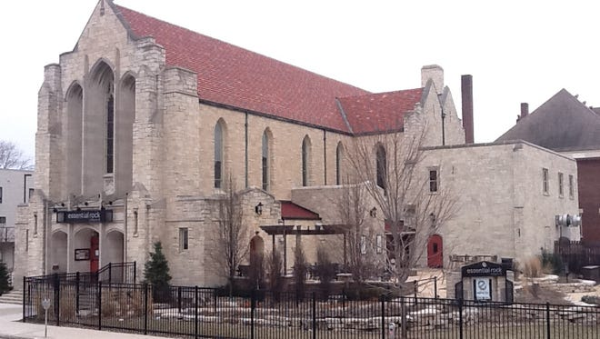 Essential Rock Church, located at 40 E. Division St., in Fond du Lac, will host Saturday night services, at 6 p.m.