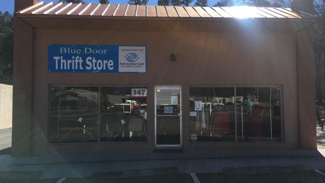 The Blue Door Thrift Store, that benefits The Boys and Girls Club of Sierra Blanca, is changing with the times. Switching to exclusive online sales, inventory will be liquidated in its store located at 147 Highway 70 in Ruidoso.
