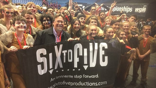 Farmington United Percussion Ensemble (FUPE) won a Silver Medal in the Independent A Class at the WGI World Percussion Championship.