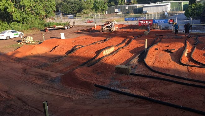 King Cobra of Florida RC Racing Track has just opened on Lillian Highway, offering a home for remote-controlled car racing.