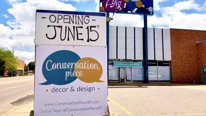 Home decor and accessory store Conversation Piece will have its grand opening June 15.