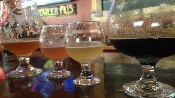The first in this year's Summer Breweries Tour Fun