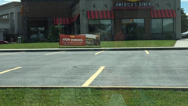 A new Denny's restaurant is scheduled to open in Hanover Sept. 2017.