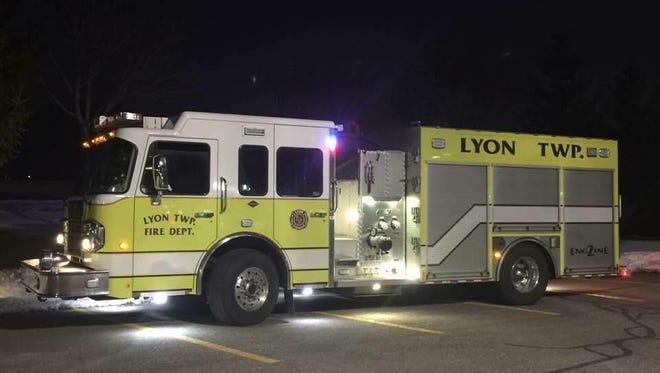 Lyon Township Fire Department