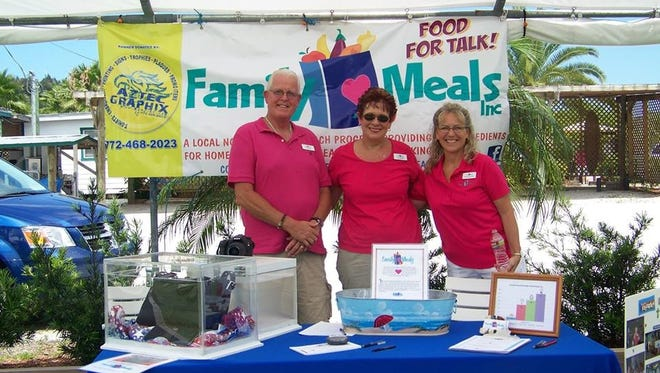 Family Meals will make a repeat performance the featured Crush on Charity at Summer Crush Winery on Sunday, Oct. 29.