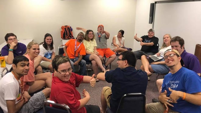 ClemsonLIFE provides students with the skills necessary to live independently upon graduation.