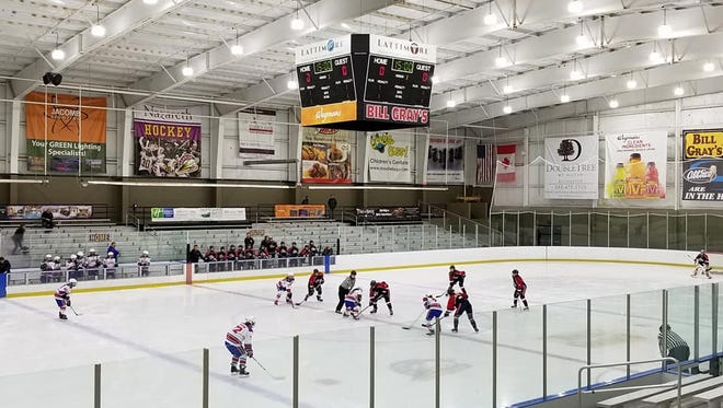 Bill Gray's Regional Iceplex will host series of exhibition games and training camps for teams in World Junior Championship taking place in Buffalo.
