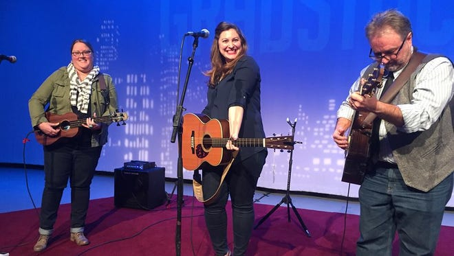 The Sarah Mac Band performs its 9th Annual Christmas Show on Saturday at the Monticello Opera House.