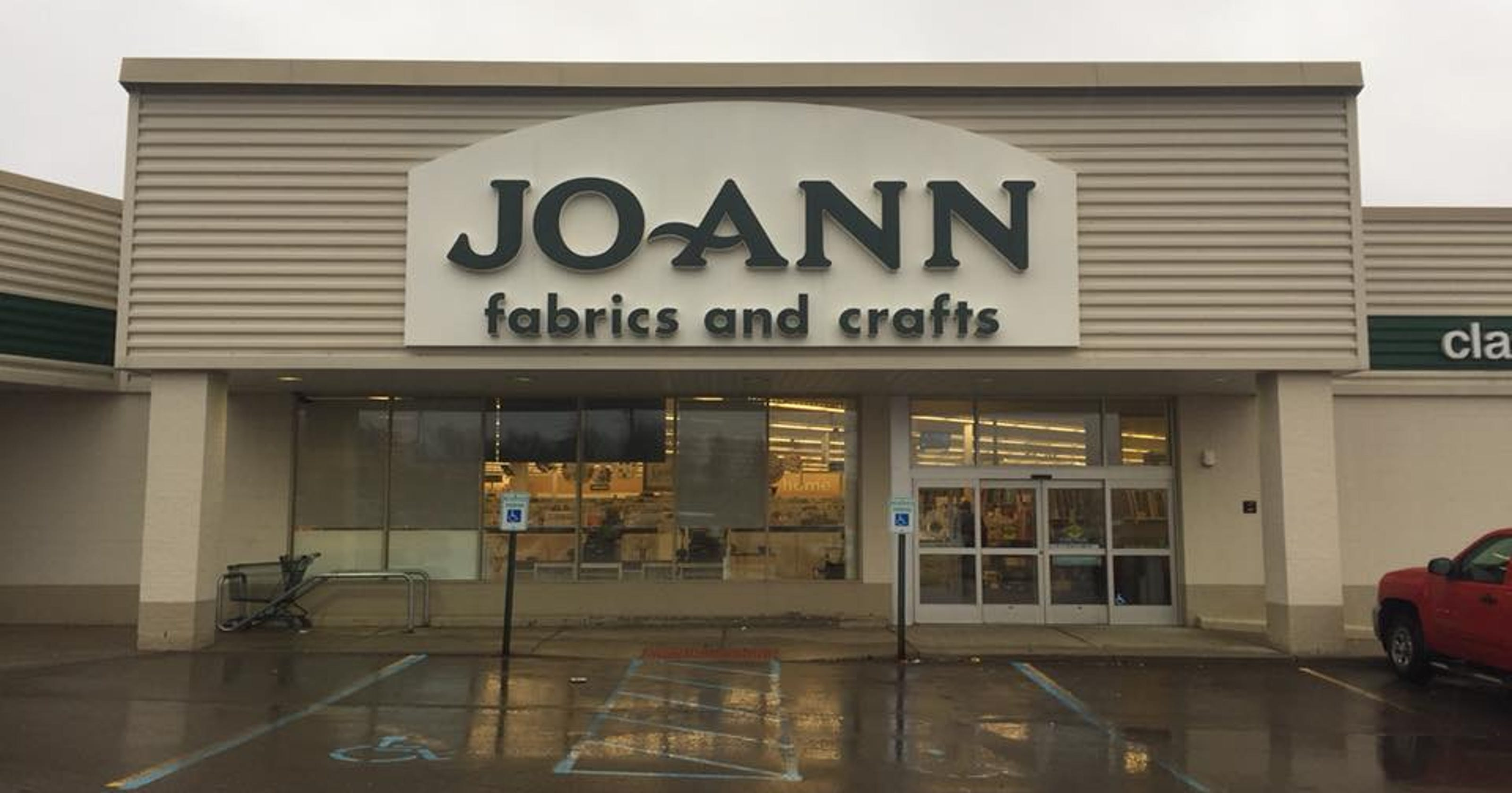 Woman killed at Jo-Ann Fabrics had protection order against