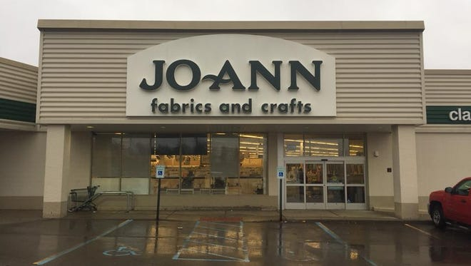 A man shot and killed Monday a woman inside a Jo-Ann Fabrics store in Lansing Township. He then killed himself inside the store. The store was closed Tuesday but may reopen later this week.