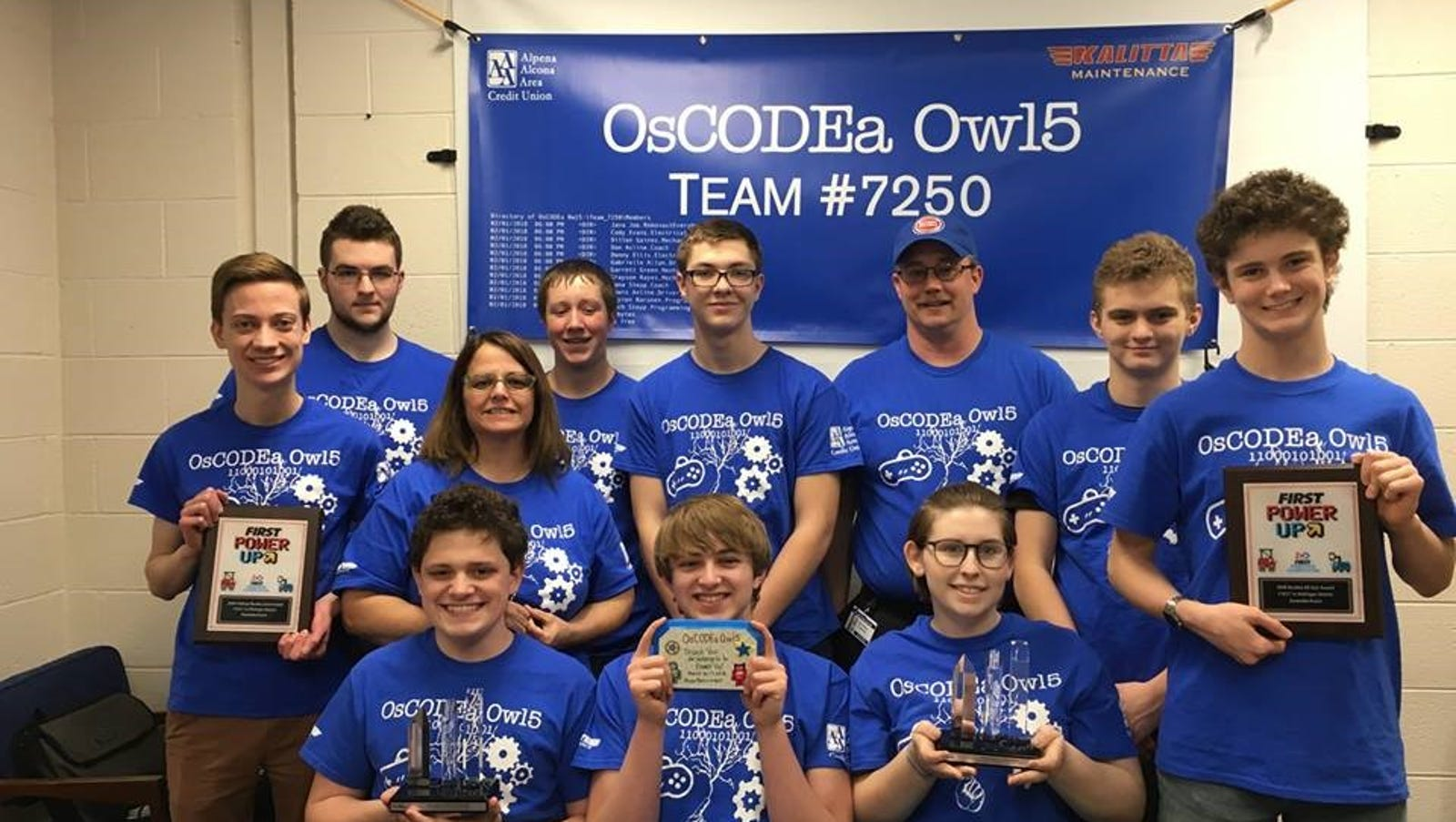 First Robotics World Championship How Oscoda Beat The Odds