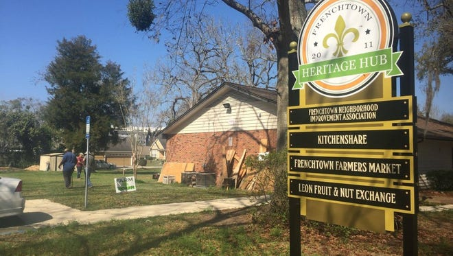 The Frenchtown Heritage Hub will open its commercial kitchen with an open house on Saturday.