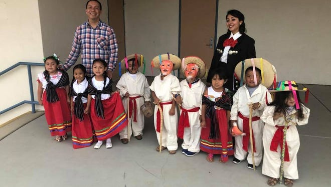 The Binational Migrant Education Teacher Program brings in teachers from Mexico to show migrant students culture, traditions and more.