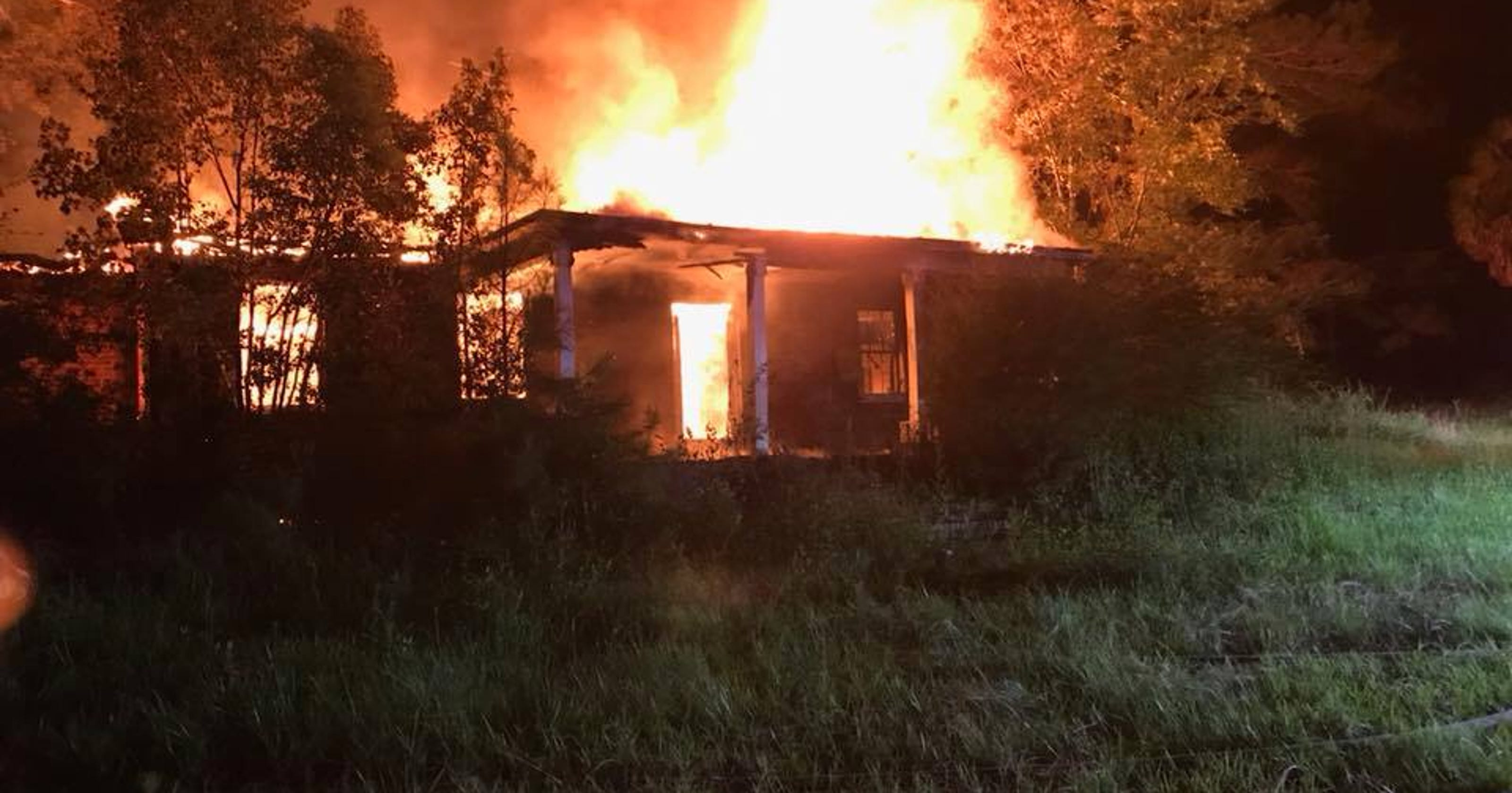 Southwood home destroyed in early morning fire for Southwood home