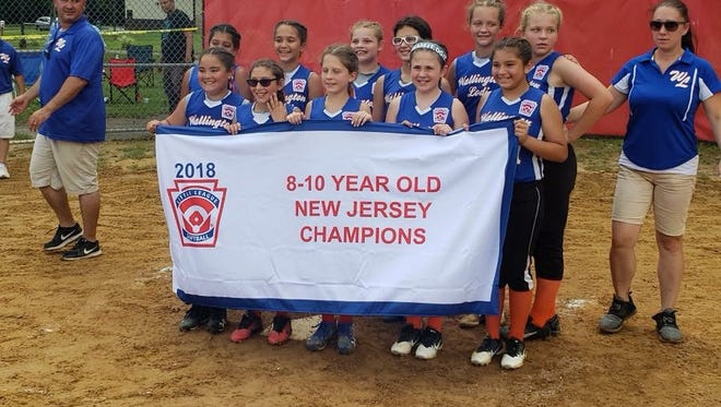 The team won the state tournament in Lawrenceville last weekend.