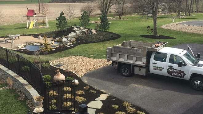 GrassRoots Lawn Service