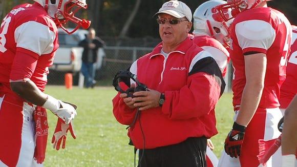 Paul Sacco of St. Joseph is the winningest coach in S.J. football history