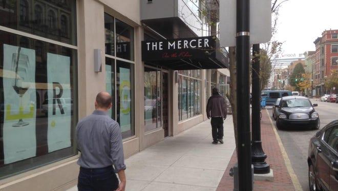 The Mercer OTR