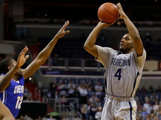 D'Vauntes Smith-Rivera has a chance to lead the Big East in scoring this season.